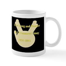 Leonard Nimoy RIP Mugs