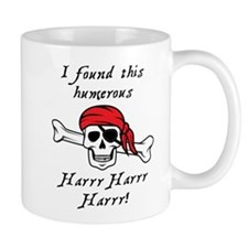 I found this humerous Pirate Mugs