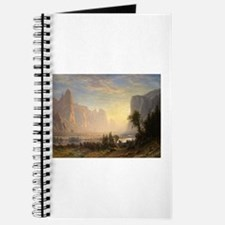 Bierstadt Landscape Journal