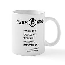 Team Gino 2 Mug Mugs