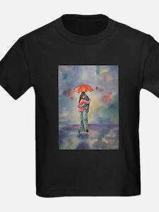 Rainy Day Lovers T-Shirt