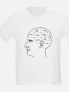 Meathead Phrenologist T-Shirt