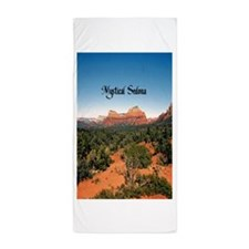 Mystical Sedona Beach Towel