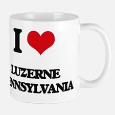 Unique Luzerne Mug