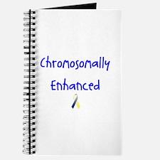 Chromosomally Enhanced Ribbon Journal