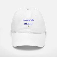 Chromosomally Enhanced Ribbon Baseball Baseball Cap