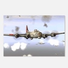 Unique B airplane Postcards (Package of 8)