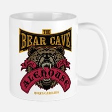 The Bear Cave Alehouse NC Mugs
