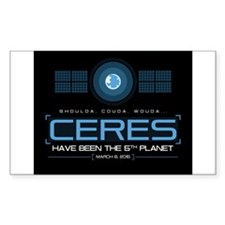 Ceres - black backdrop non clothing Decal
