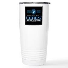 Ceres - black backdrop non clothing Travel Mug