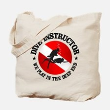 Dive Instructor (Deep End) Tote Bag