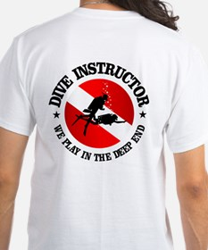 Dive Instructor (deep End) T-Shirt