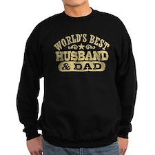 World's Best Husband and Dad Sweatshirt