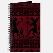 Devil Pattern Journal