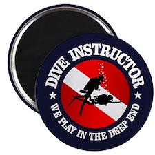 Dive Instructor (deep end) Magnets