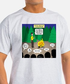 Scout Support Group T-Shirt