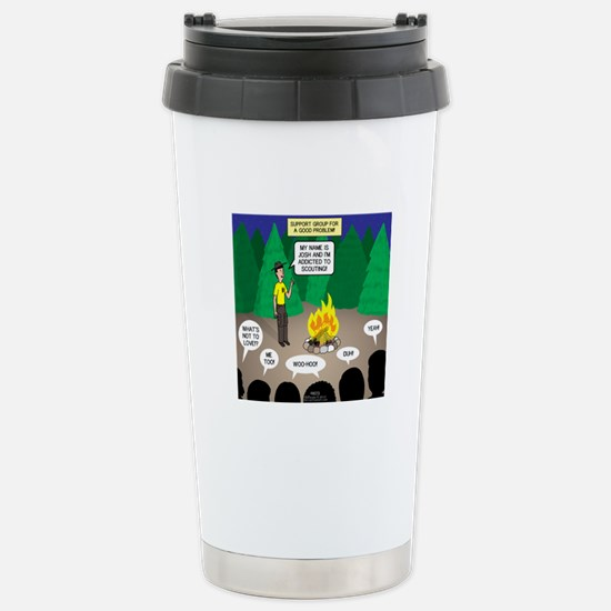 Scout Support Group Stainless Steel Travel Mug