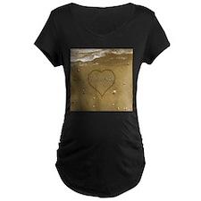 Yesenia Beach Love T-Shirt