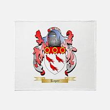 Koper Throw Blanket
