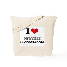 I love Newville Pennsylvania Tote Bag
