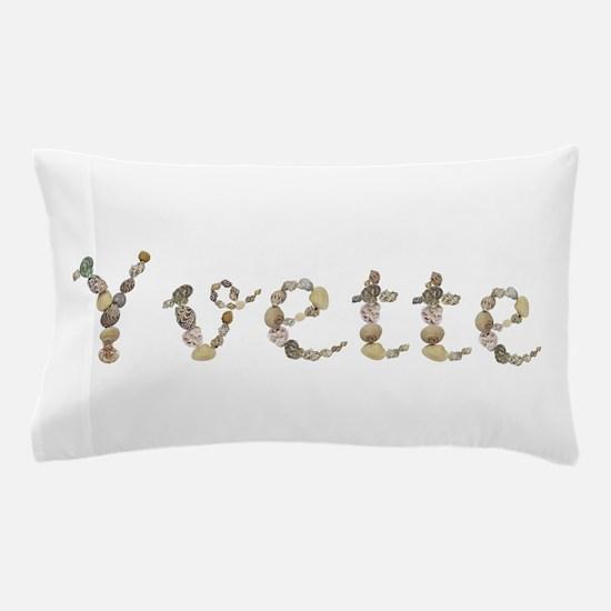Yvette Seashells Pillow Case