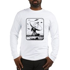 Where Are They? Long Sleeve T-Shirt