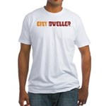 City Dweller Fitted T-Shirt