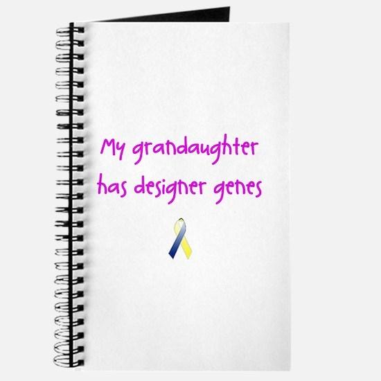 Designer Genes Grandaughter (P) Journal