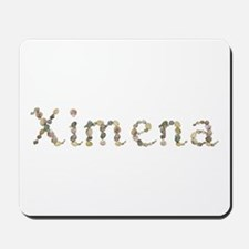 Ximena Seashells Mousepad