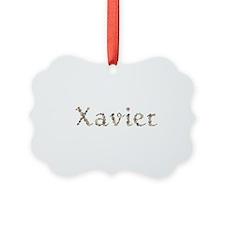 Xavier Seashells Ornament