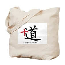 Followers of the Way Tote Bag