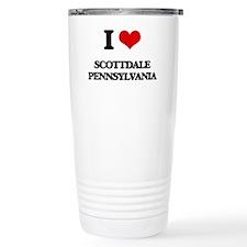 I love Scottdale Pennsy Travel Mug