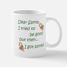 Dear Santa Small Small Mug