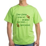 Christmas Green T-Shirt