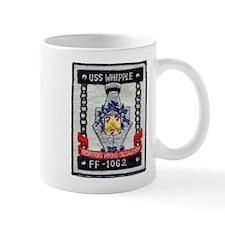USS WHIPPLE Mug