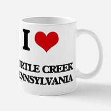 I love Turtle Creek Pennsylvania Mug