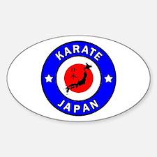 Karate Decal