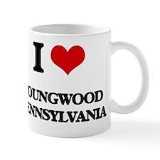 Unique Westmoreland Mug