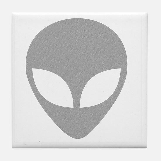 Funny Aliens Tile Coaster