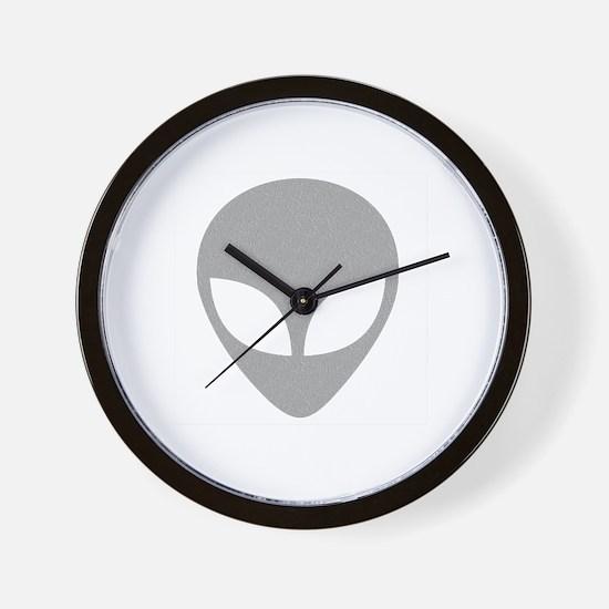 Cute Alien Wall Clock