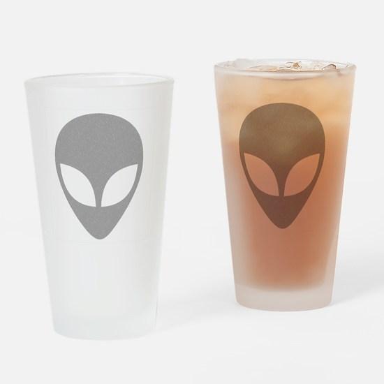 Unique Aliens Drinking Glass
