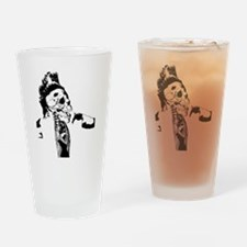 Mohawk Paddy Drinking Glass