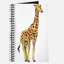Very Tall Giraffe Illustration Journal