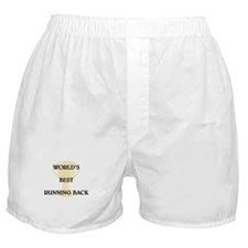 RUNNING BACK Boxer Shorts