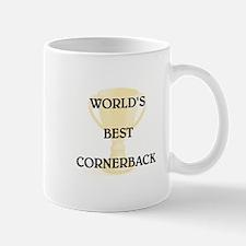 CORNERBACK Mug