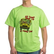 Cute School bus driver T-Shirt