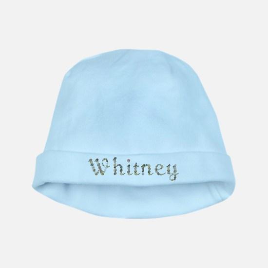 Whitney Seashells baby hat