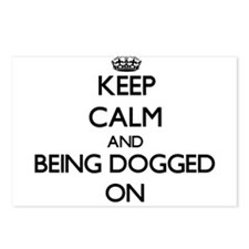 Keep Calm and Being Dogge Postcards (Package of 8)