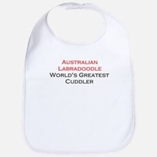 Australian Labradoodle Bib