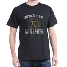 Ultimate Pi day Distressed 2015 T-Shirt
